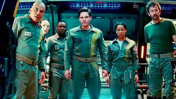 The Cloverfield Paradox (2018) Crew Members